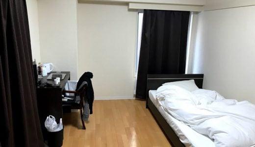 新生活。東京のマンスリーマンションに2ヶ月間住んでみた感想