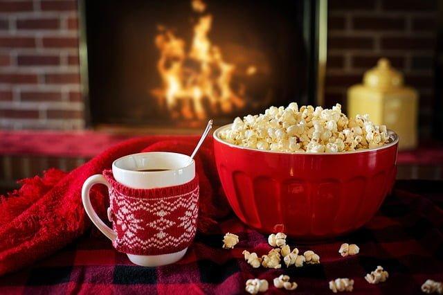 クリスマスを家で過ごす