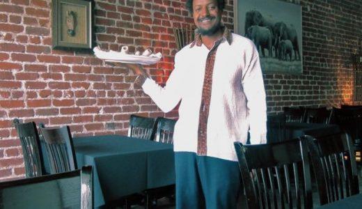 ハワイのダウンタウンで謎のエチオピアン料理レストラン「エチオピアン・ラブ」に挑戦!